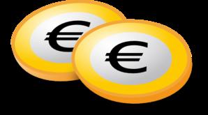 Euros Clipart.