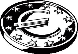 Euro Coin 3d Clip Art at Clker.com.