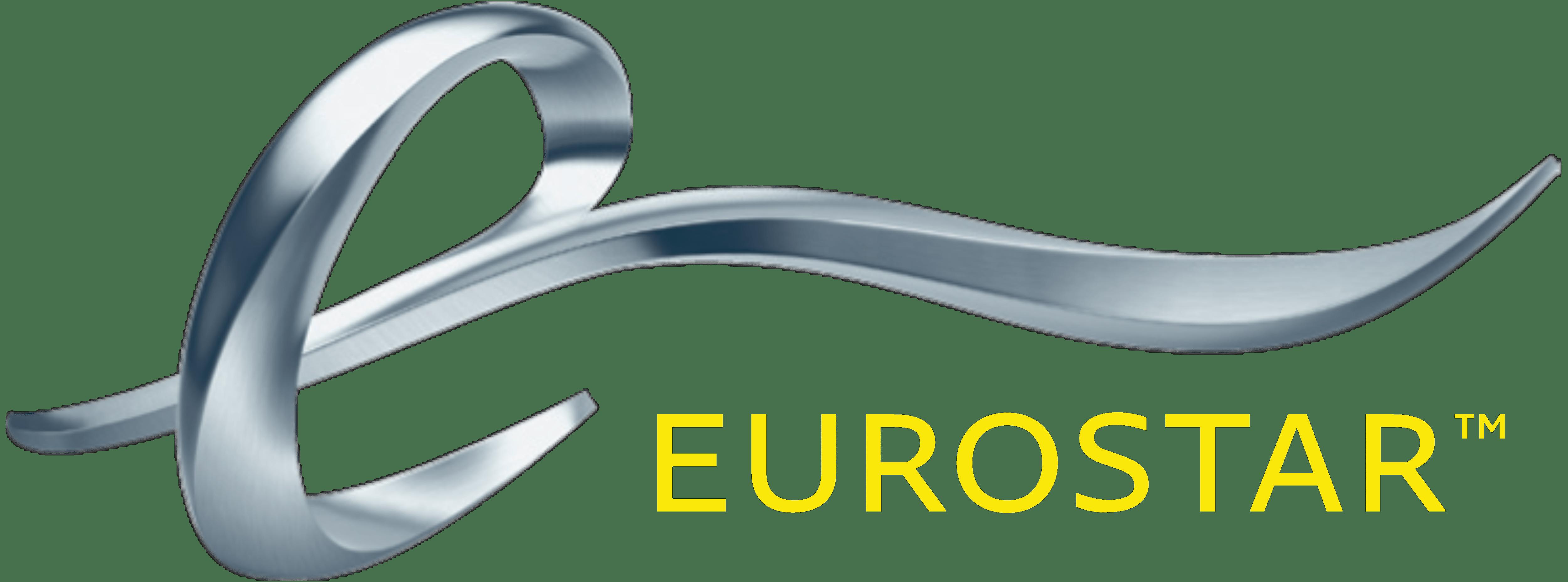 Eurostar Logo transparent PNG.