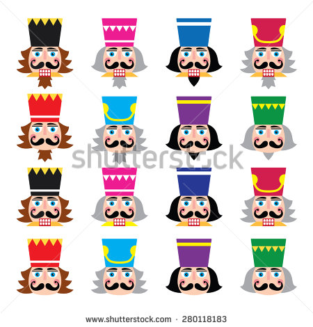 Moustache Soldiers Stock Photos, Royalty.
