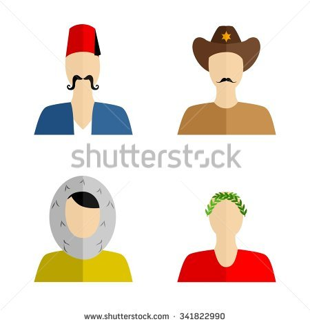 Greek Costume Stock Vectors, Images & Vector Art.