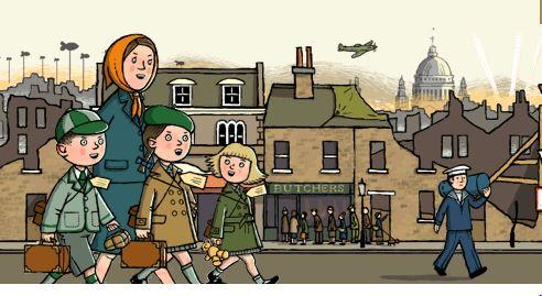 World War 2 Clipart For Kids.