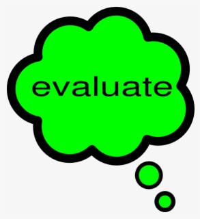 Free Evaluation Clip Art with No Background.