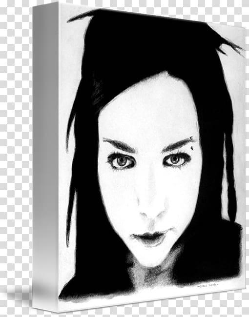 Eyebrow Evanescence Fallen Forehead Eyelash, Amy lee.