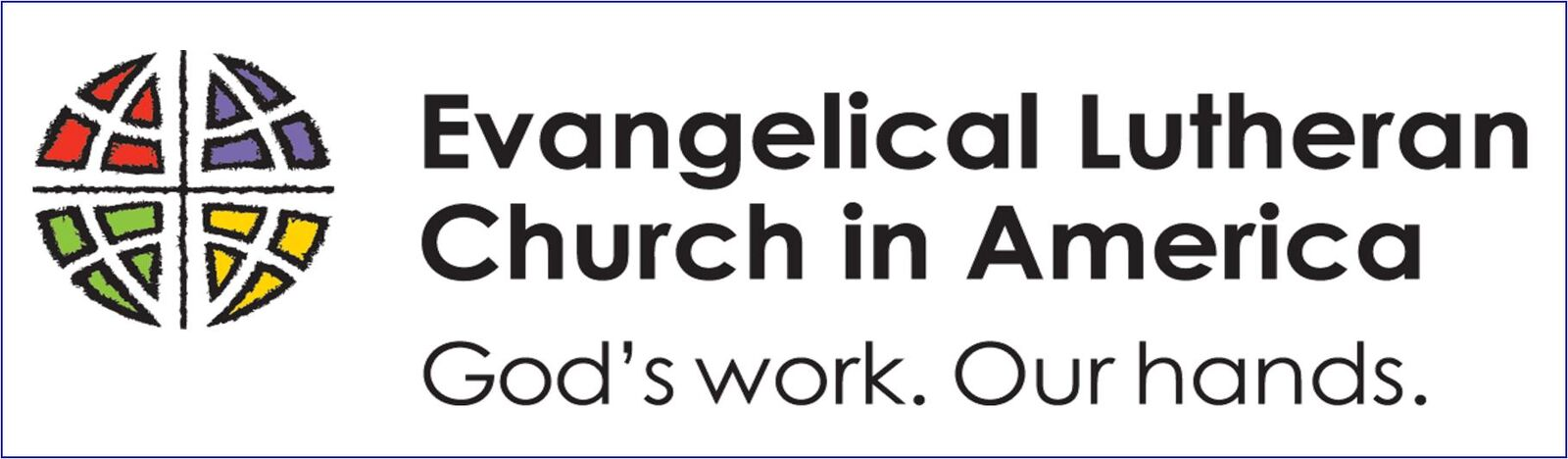 Evangelical Lutheran Church in America Clip Art.