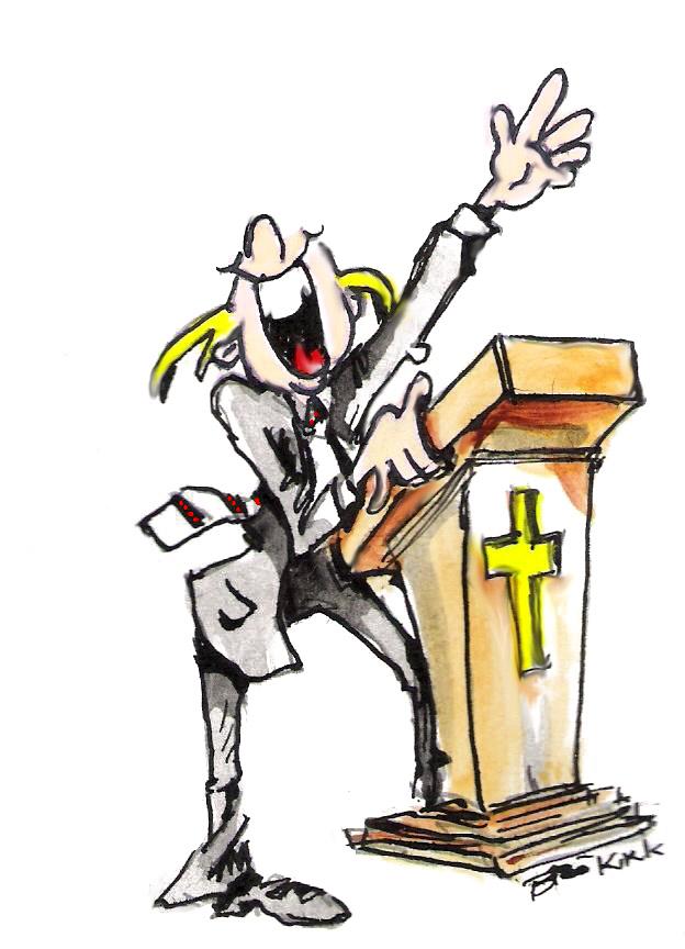 Evangelical Clip Art.