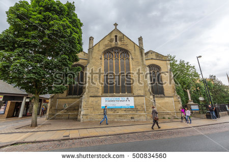 Parish Church Stock Photos, Royalty.
