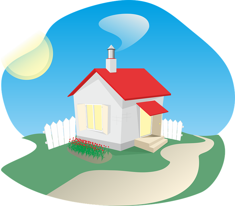 Free illustration: House, Cottage, Clipart.