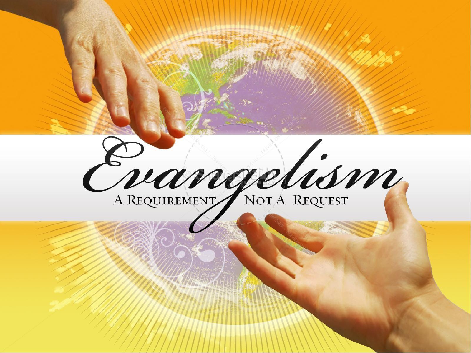 Evangelism Clipart.