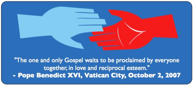 Evangelization.
