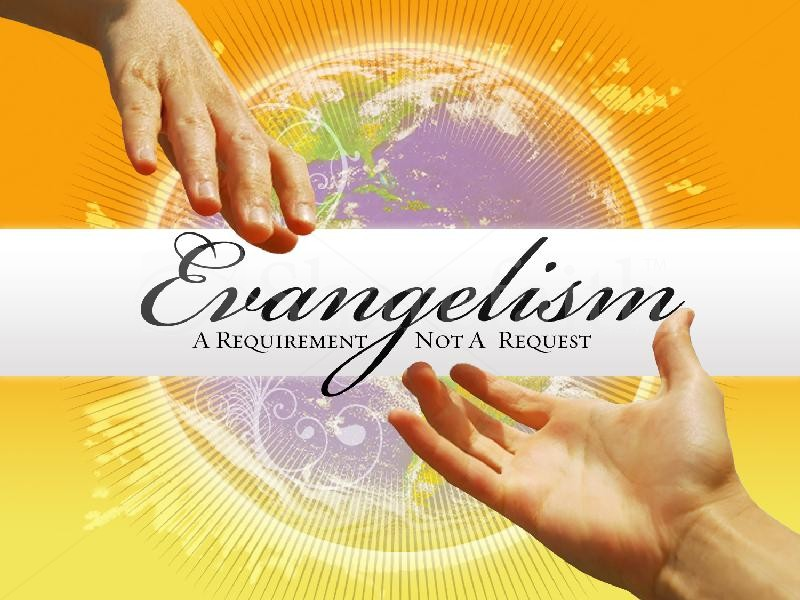 World Evangelism Clipart.