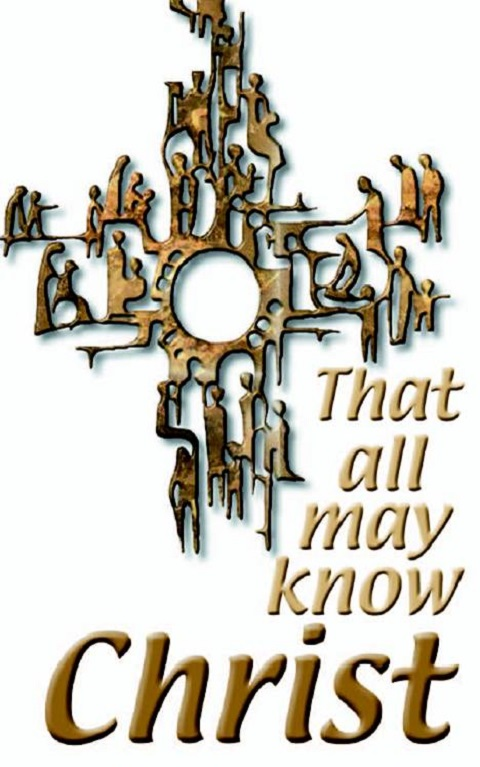 Jesus shared in our humanity clipart.