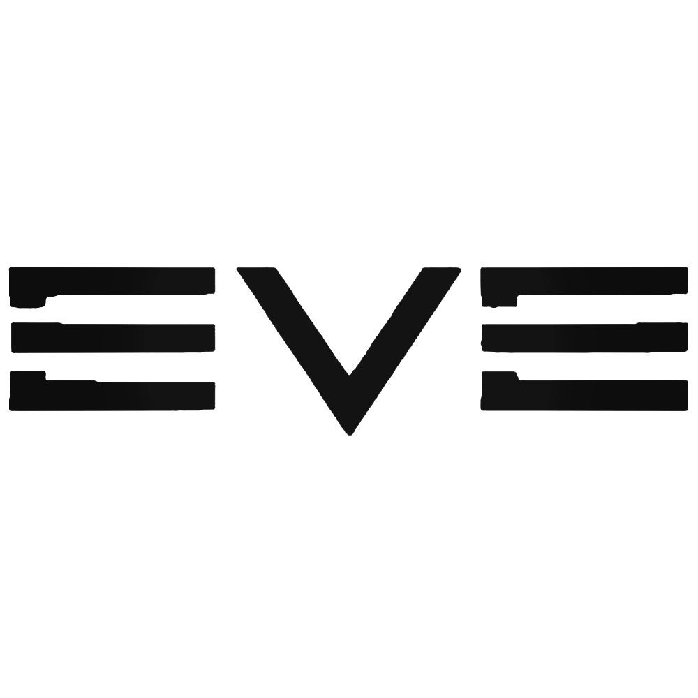 Eve Online Video Game Logo Vinyl Decal Sticker BallzBeatz.