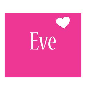 Eve Logo.