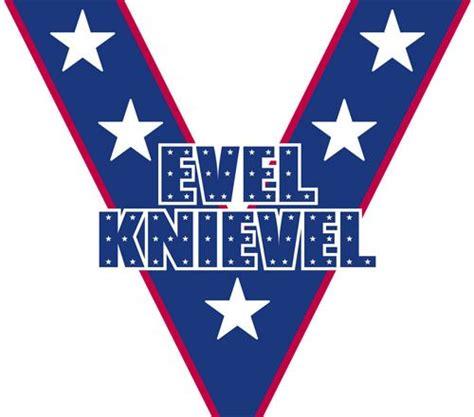 Evel knievel Logos.
