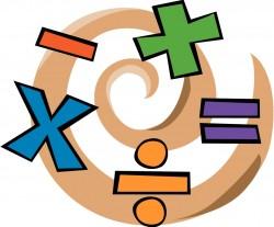 Even Math Clipart.
