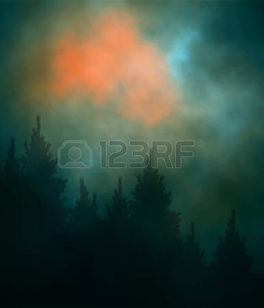 22,006 Evening Sky Stock Vector Illustration And Royalty Free.