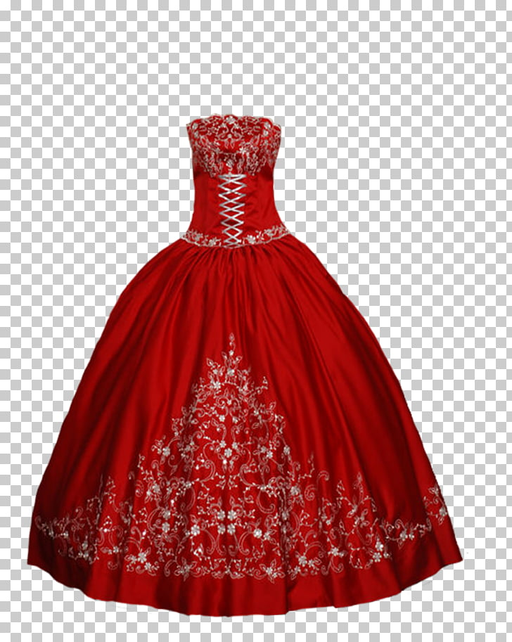 Ball gown Dress Evening gown , gown PNG clipart.
