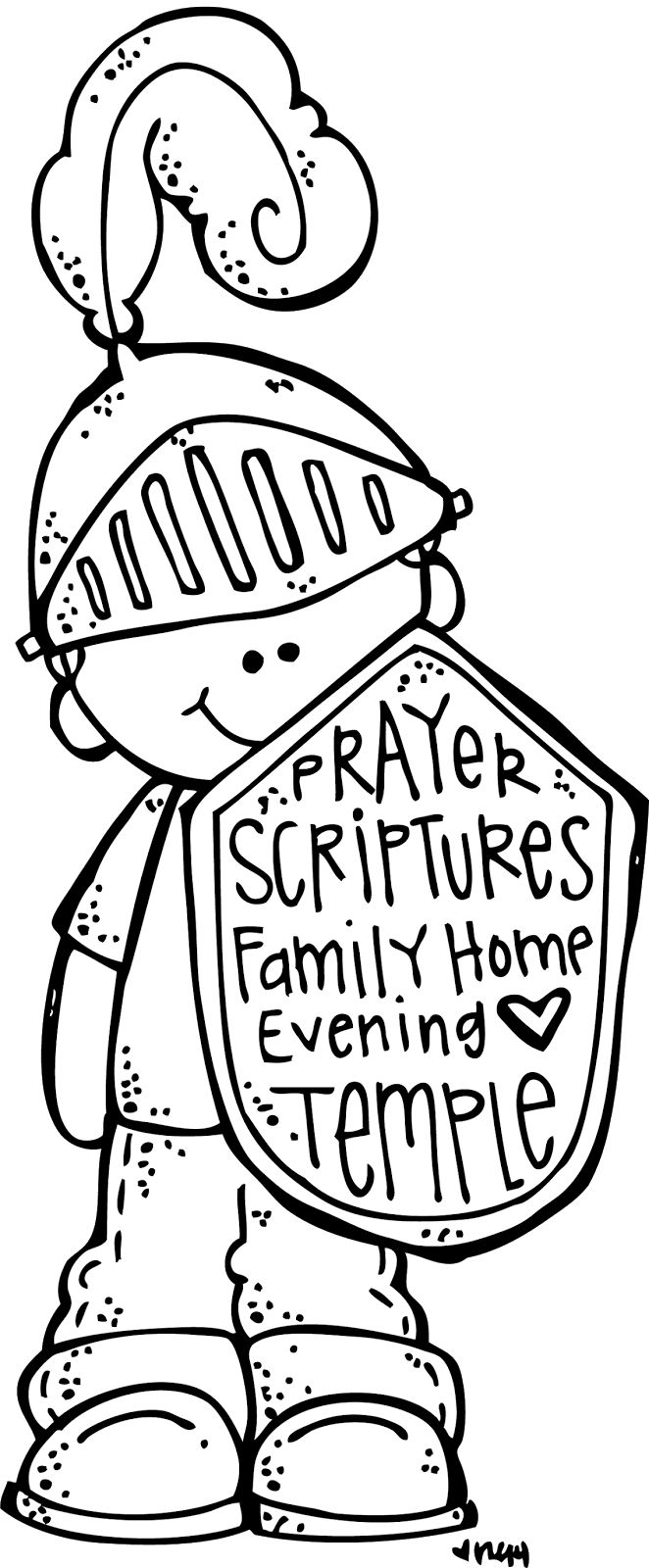 God hears our prayers coloring pages ~ Evening prayer clipart - Clipground