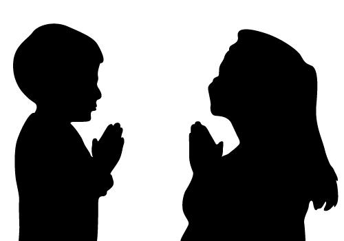 A Child's Evening Prayer « aromaticcoffees.