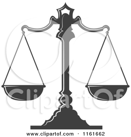 Scales Of Justice Clip Art Free Download.
