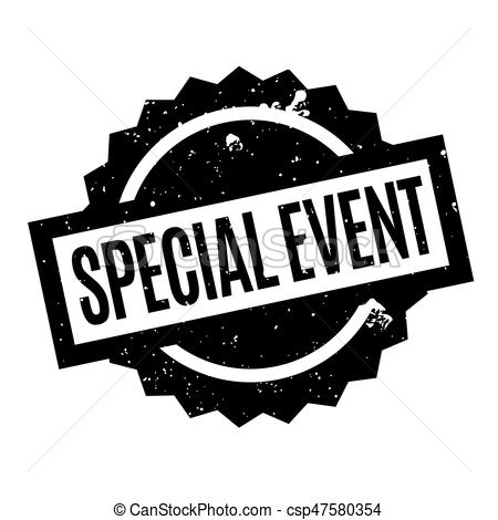 Special event rubber stamp Illustrations and Clipart. 276 Special.
