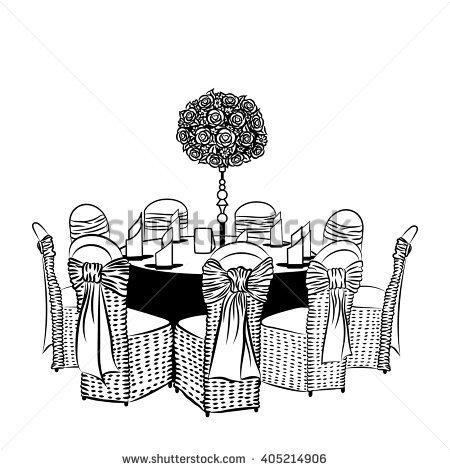 Banquet Stock Photos, Royalty.