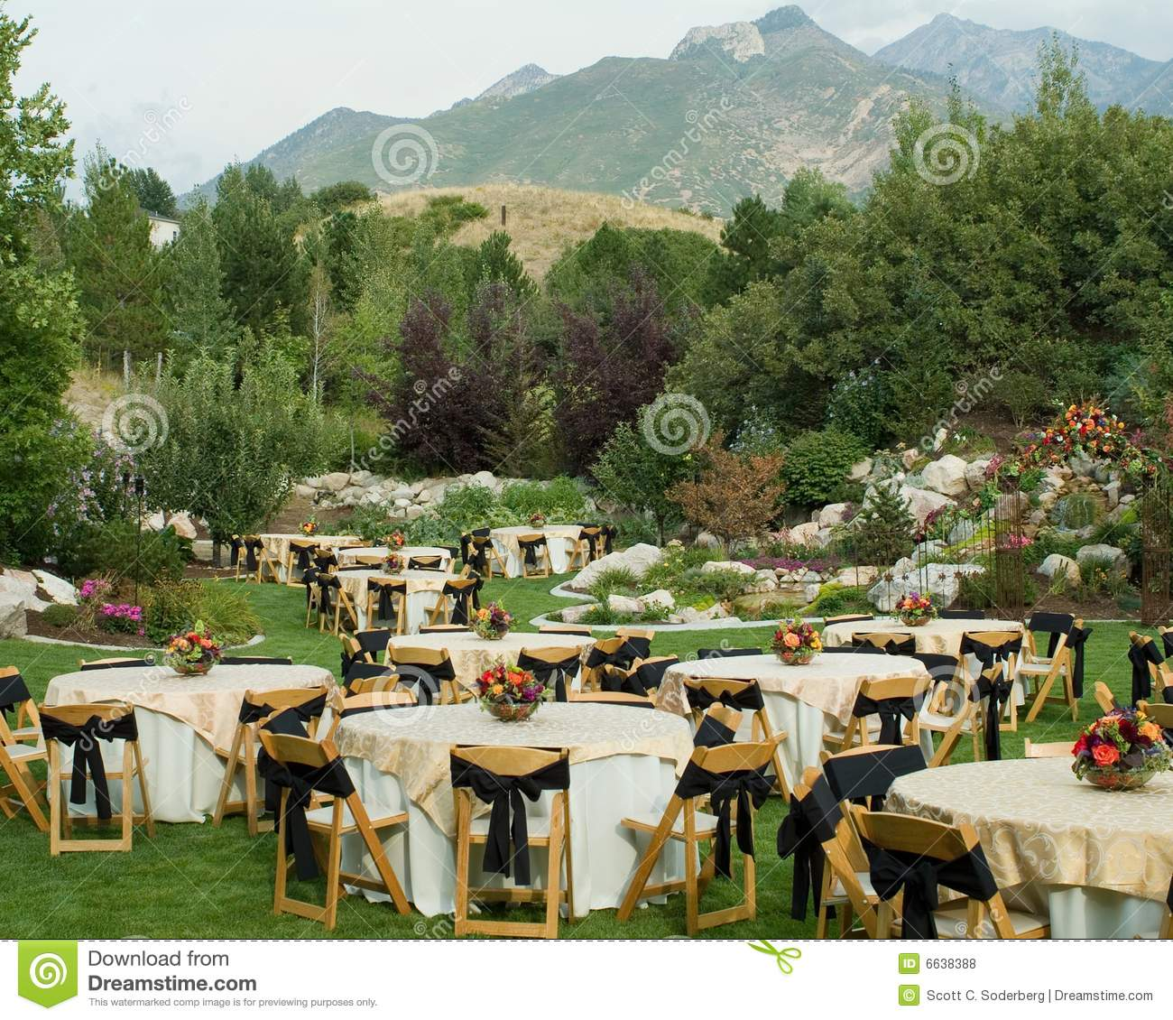 Outdoor Event Clipart.