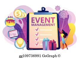 Event Planning Clip Art.