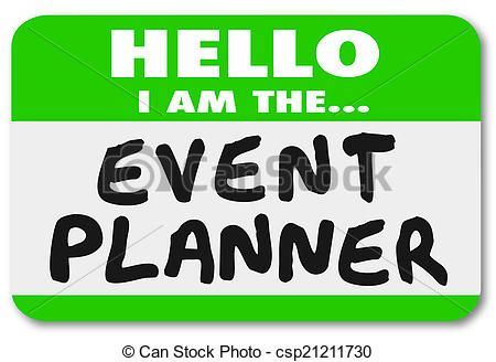 Pics For > Event Planning Clipart.