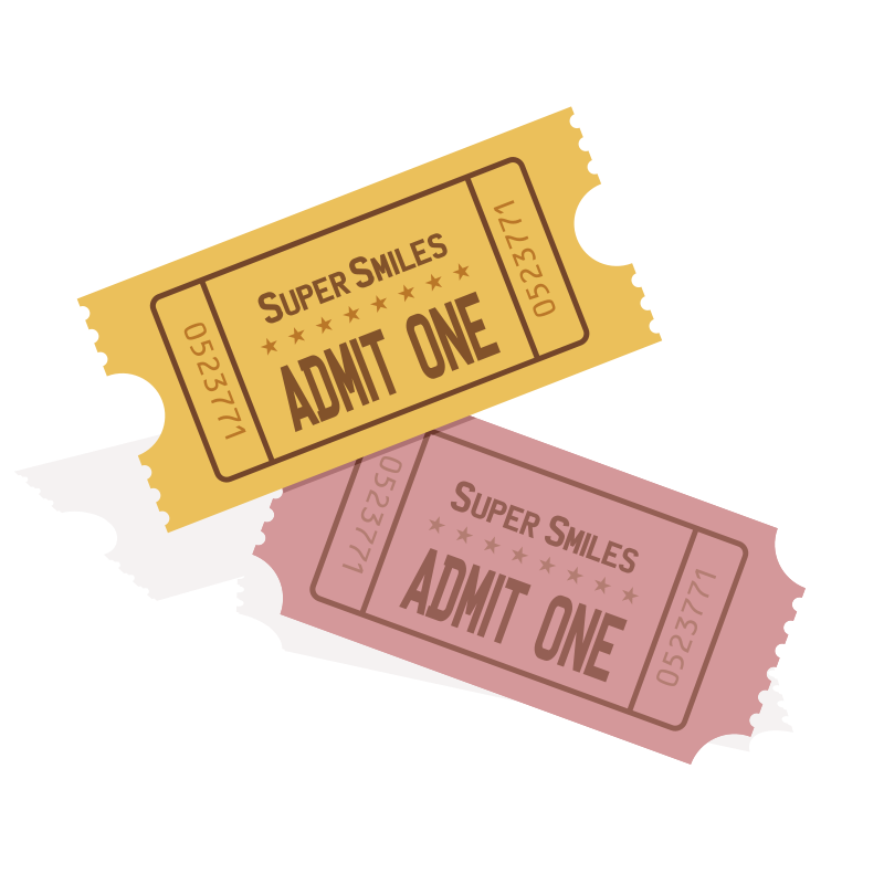 Free Clipart: Event Tickets.
