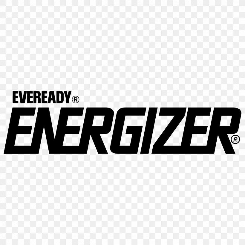Logo Energizer Eveready Battery Company, PNG, 2400x2400px.