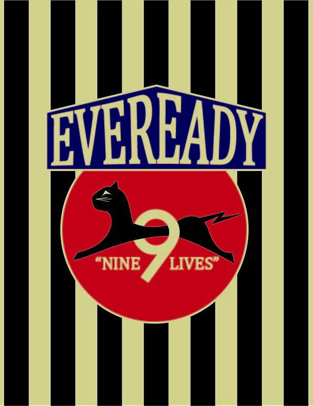 Eveready Battery Logo.