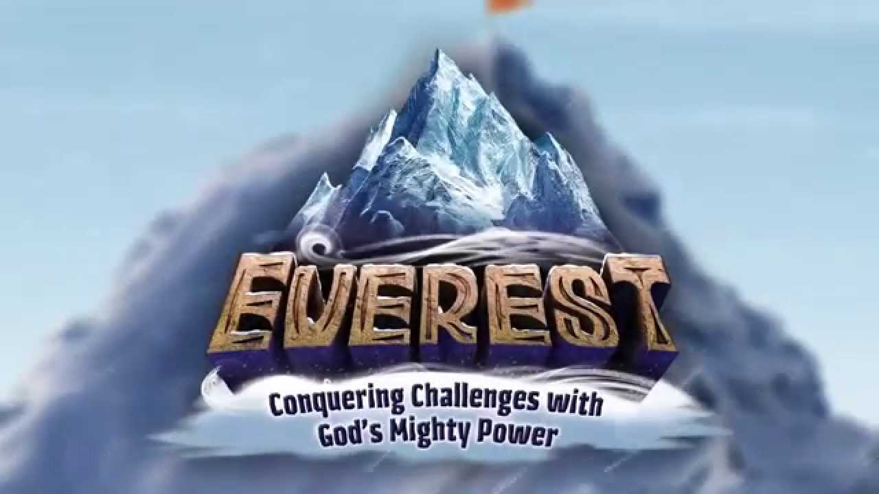Everest Vbs Clipart.
