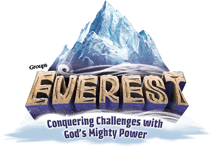 Mount everest vbs clipart.