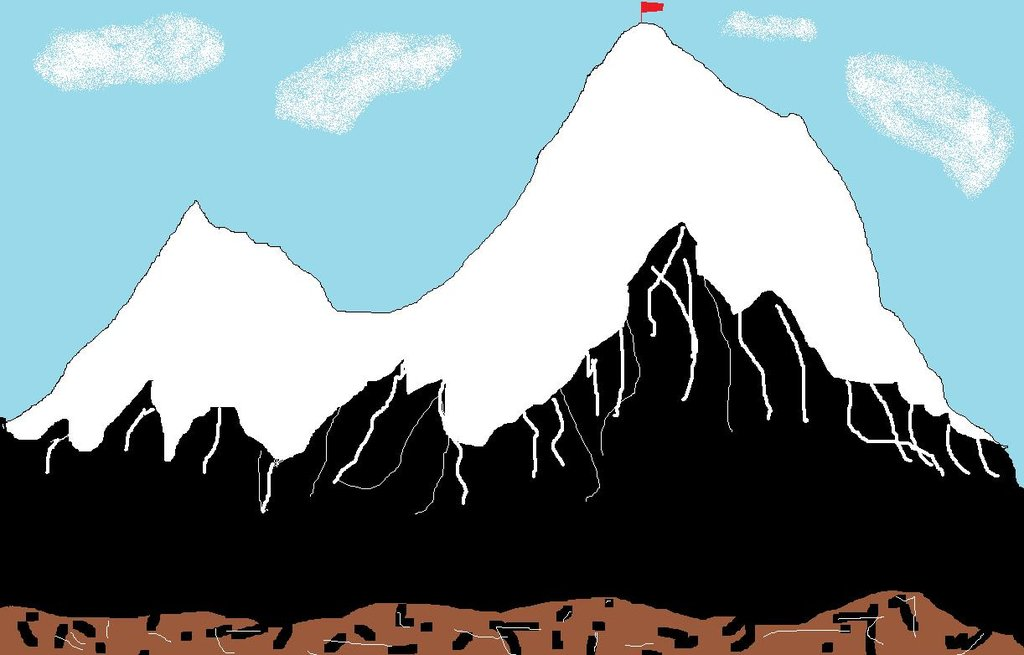 Everest Clipart.