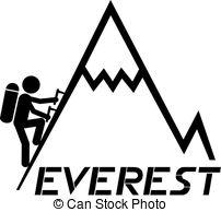 Mount everest clipart #10