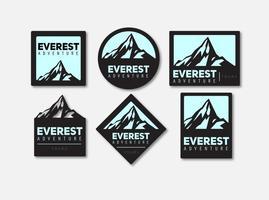 Everest Free Vector Art.