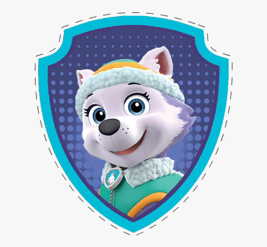 Paw Patrol Everest Png.