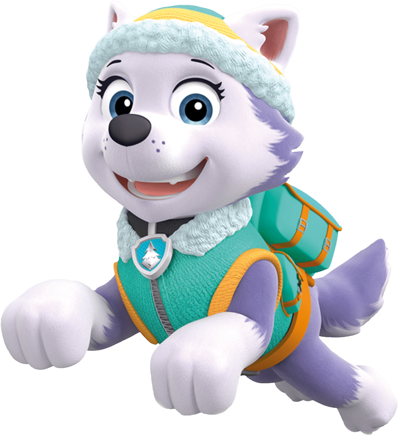 Everest Paw Patrol , Png Download Clipart.