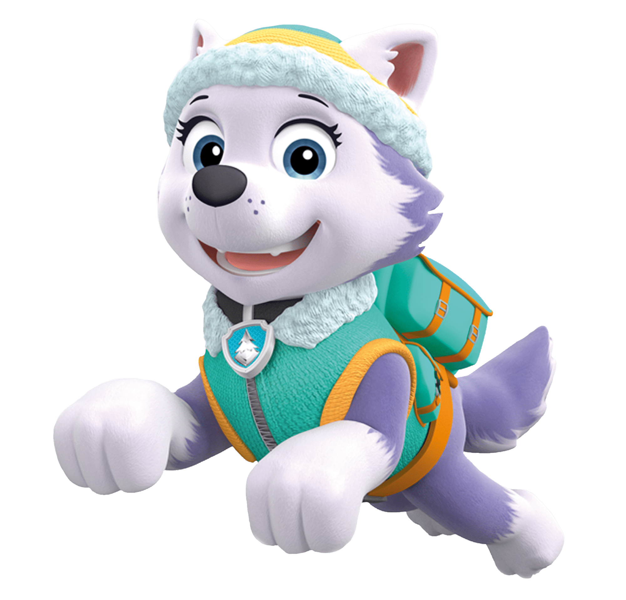 Everest Jumping Paw Patrol Clipart Png.