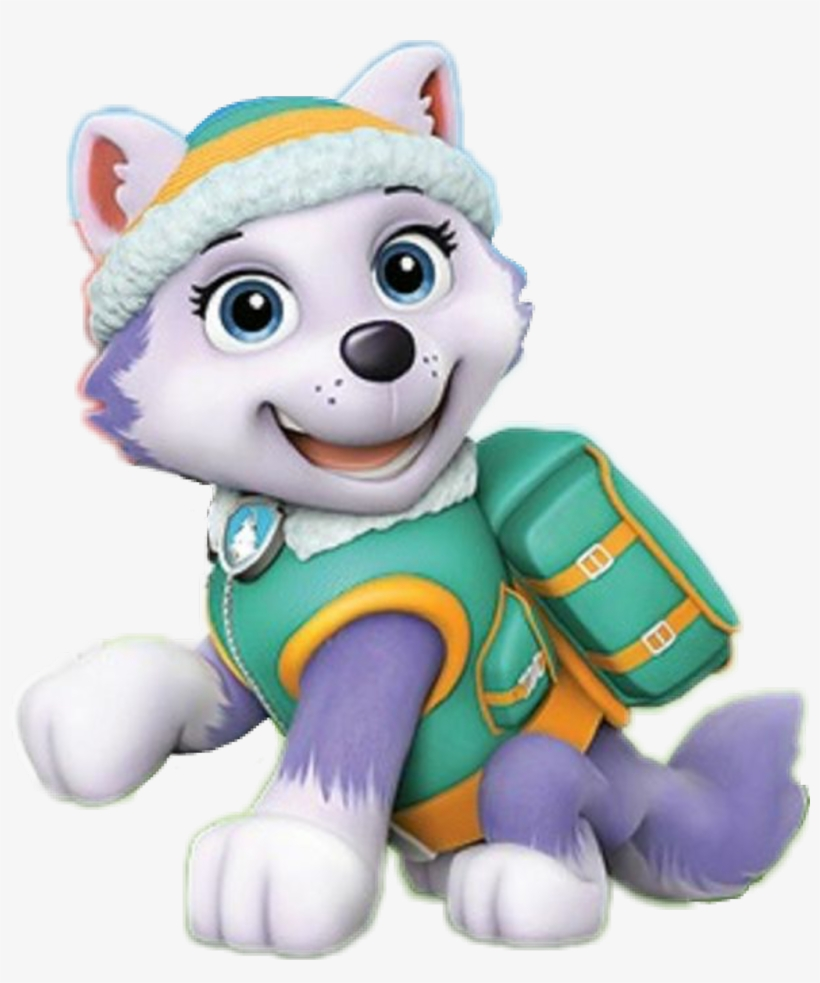 Everest Paw Patrol Png.