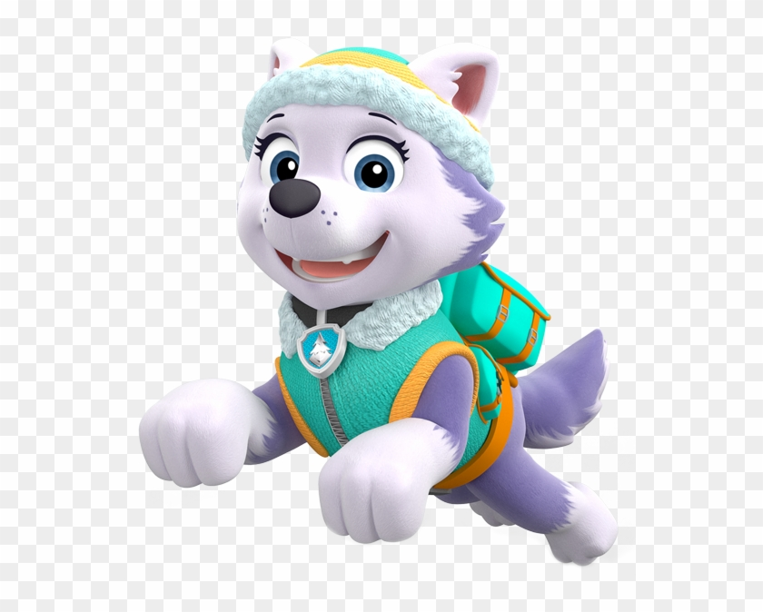Paw Patrol Everest Png, Transparent Png (#1231081), Free Download on.