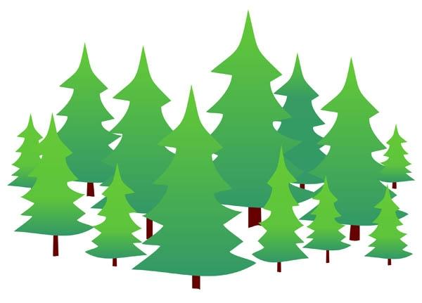 Similiar Tall Evergreen Tree Clip Art Keywords.