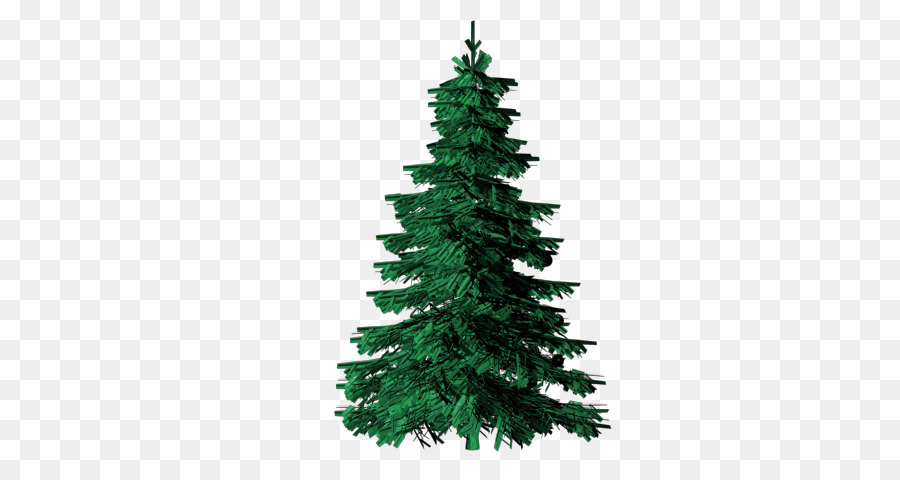Pine Tree Silhouette png download.