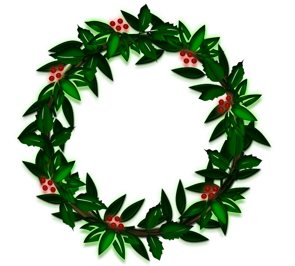 Free Evergreen Garland Cliparts, Download Free Clip Art, Free Clip.