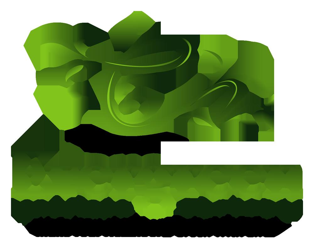 Evergreen landscaping logo design. To make your neighbors.