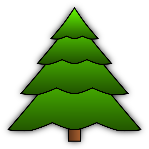 Simple Tree Clip Art at Clker.com.
