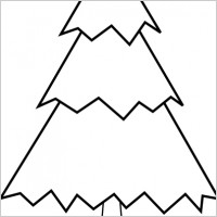 evergreen tree clipart black and white 20 free Cliparts ...