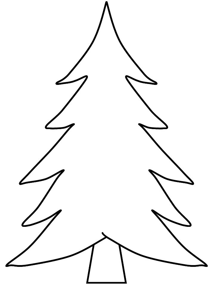 evergreen tree clipart black and white 20 free Cliparts | Download images on Clipground 2020